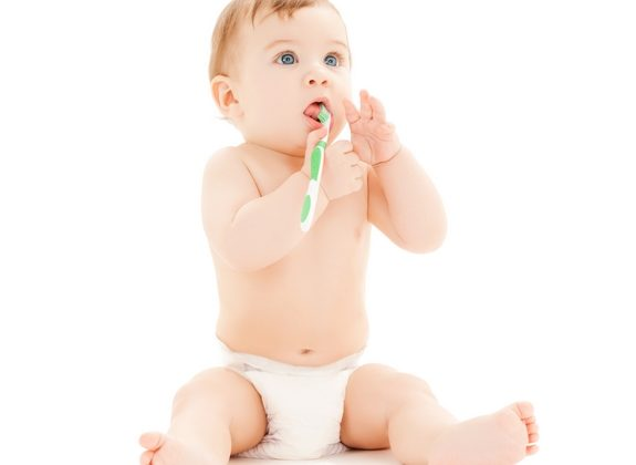 How to care of infant's teeth?